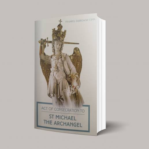 Act of consecration to st Michael the Archangel