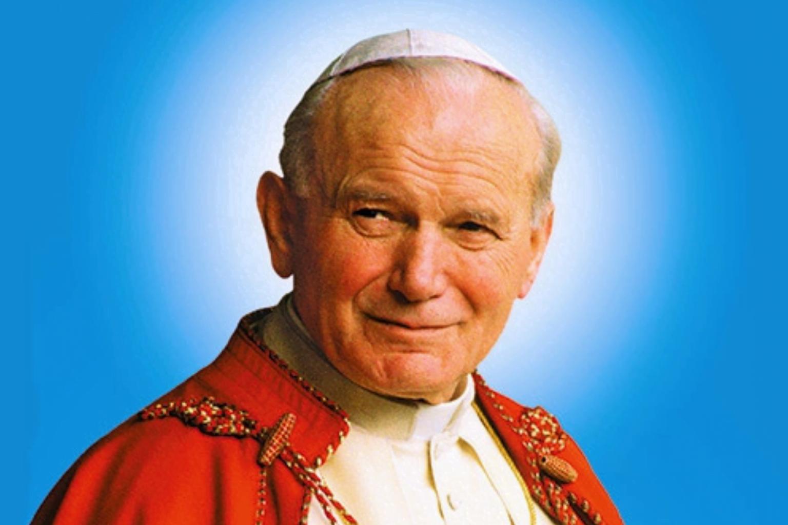Egzorcyzm Jana Pawła II. Zawierzenie świata Niepokalanej