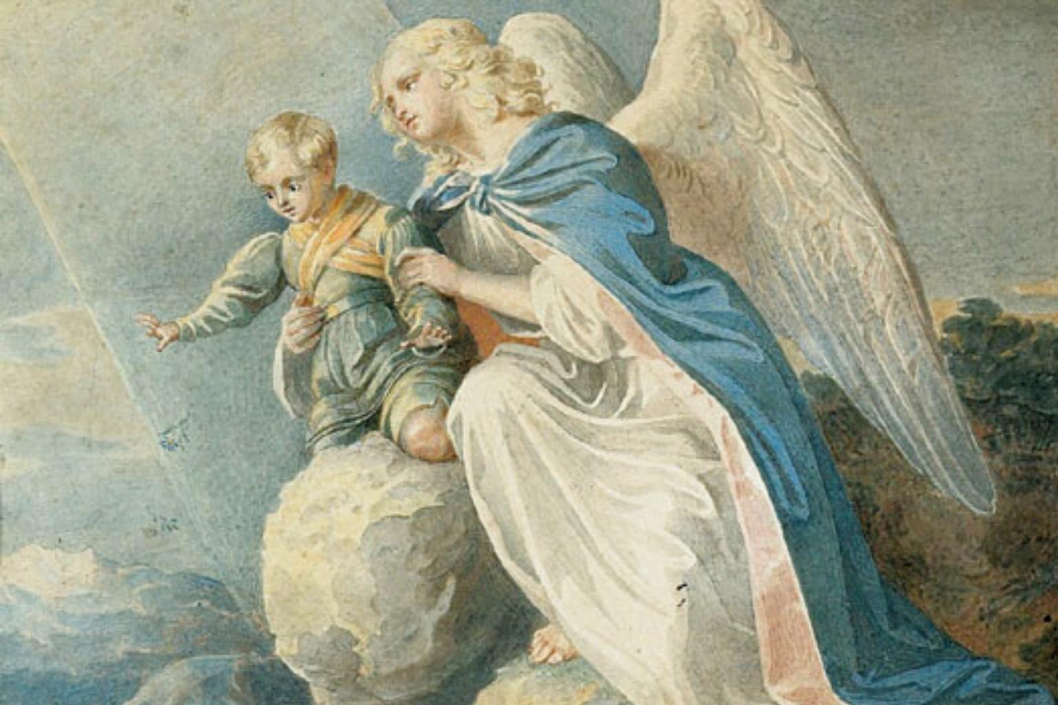 Mój osobisty Anioł Stróż
