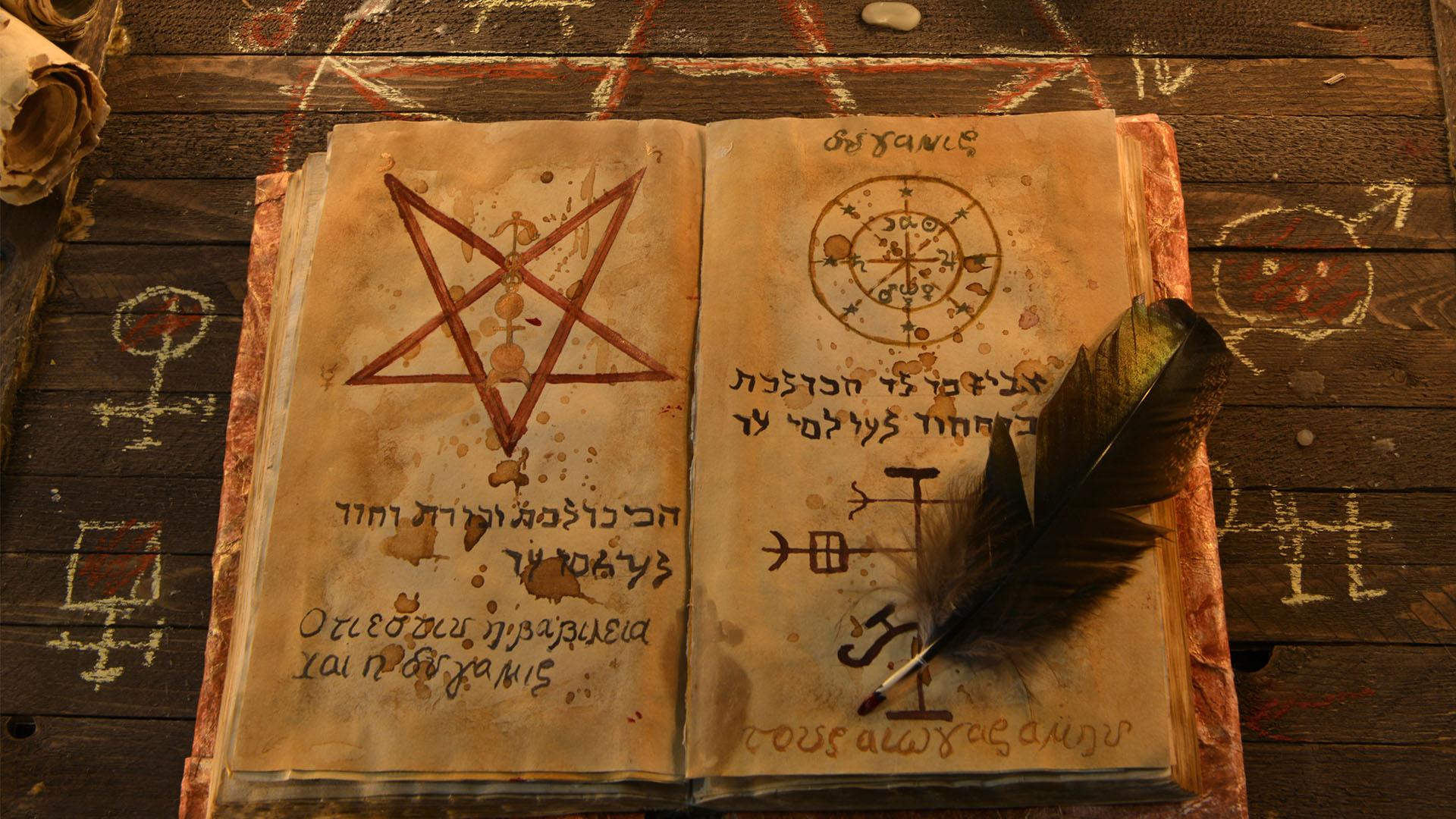 Zagrożenia duchowe (5) – Magia